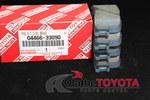 Brake Pads - Toyota (0446633090)