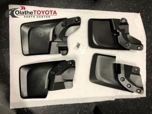 Tacoma Mudguards - 4pc Set - Toyota (PT345-35170)