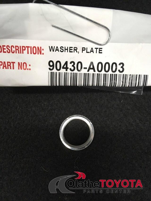 Drain Plug Gasket - Toyota (90430-a0003)