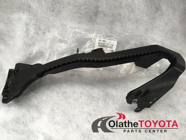 Bumper Cover Support Rail (Left, Front) - Toyota (su003-07156)