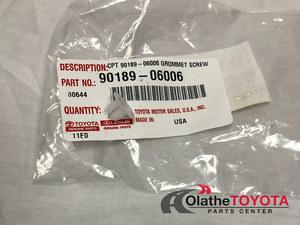 Rocker Molding Grommet - Toyota (90189-06006)