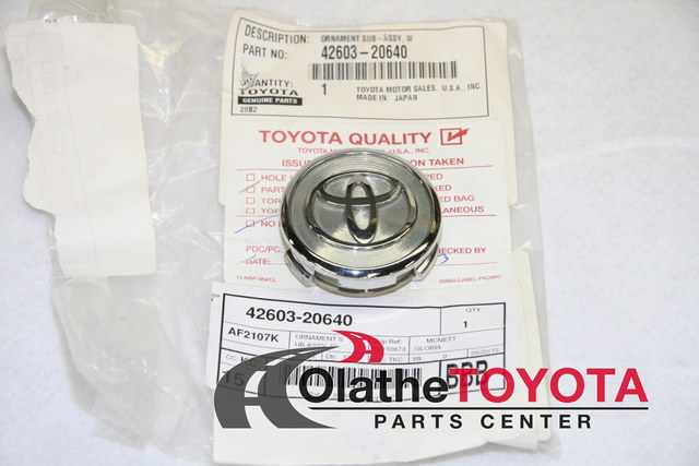Center Cap - Toyota (4260320640)