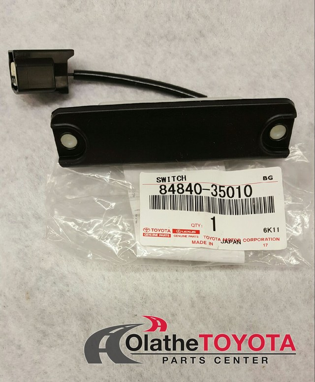 Switch Assembly - Toyota (8484035010)