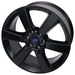 "MATTE BLACK F150 20"" WHEELS - Ford (M-1007K-P20XB)"