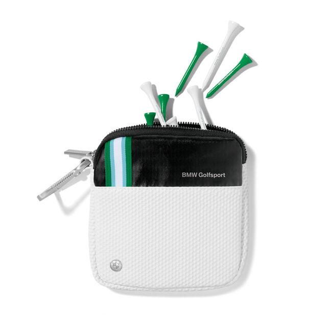 Bmw Golfsport Golf Tee Bag 805022 - BMW (80232285756)