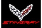 Stingray Neon C7 Sign - GM (C7-STG-NS)