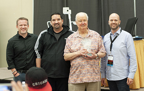 Pat Williams RPN Icon Awards