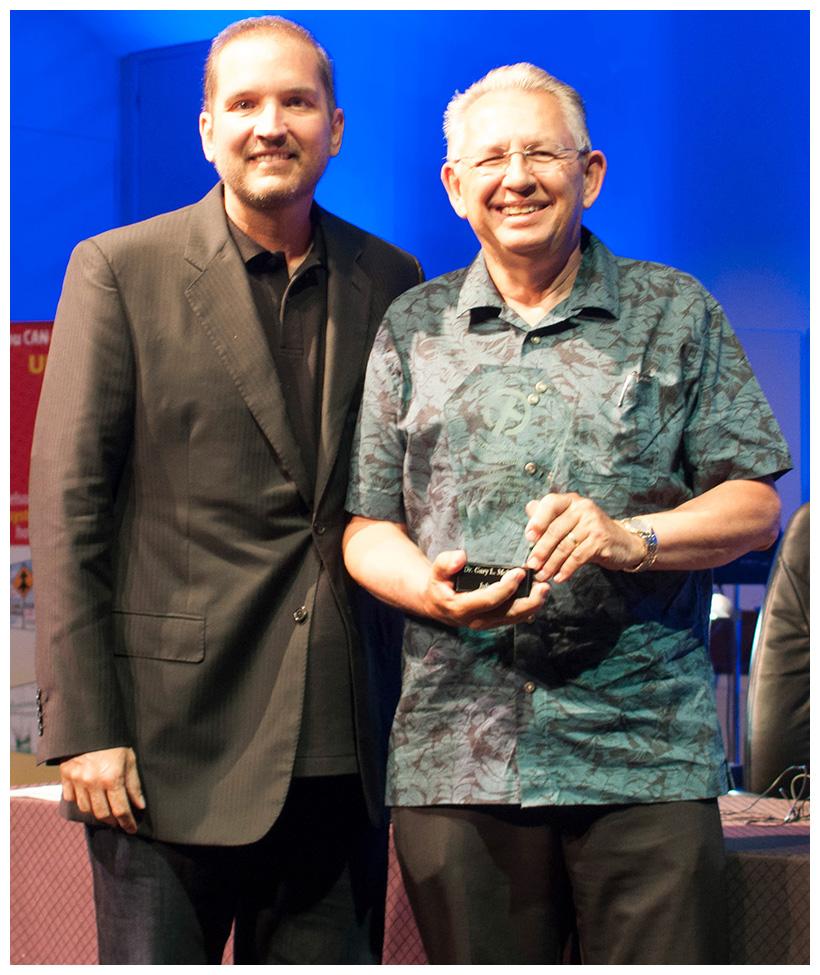 Dr. Gary McIntosh RPN Icon Awards