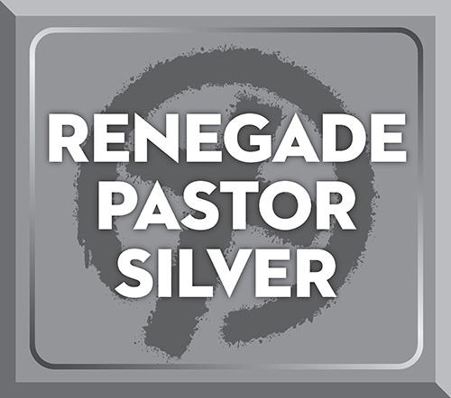 Renegade Pastor Coaching Silver Level