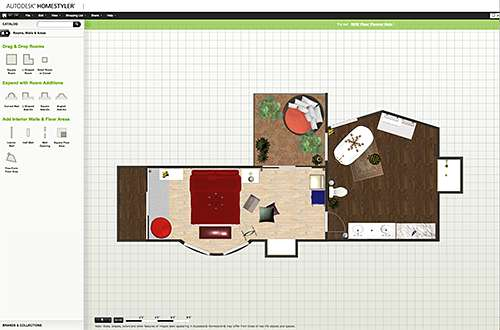 Autodesk Homestyle