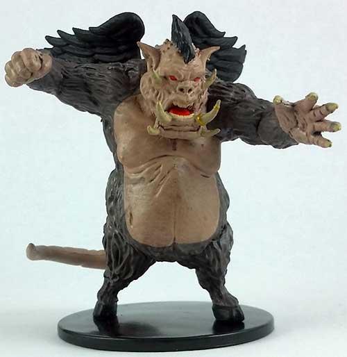 Guzfalka the demon villain