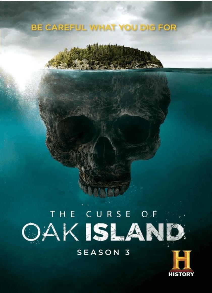 The Curse of Oak Island 1