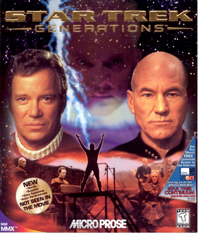 Worldview Discussion of Star Trek Generations 1