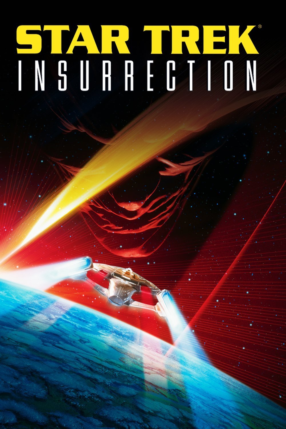 Worldview Discussion on Star Trek Insurrection 1