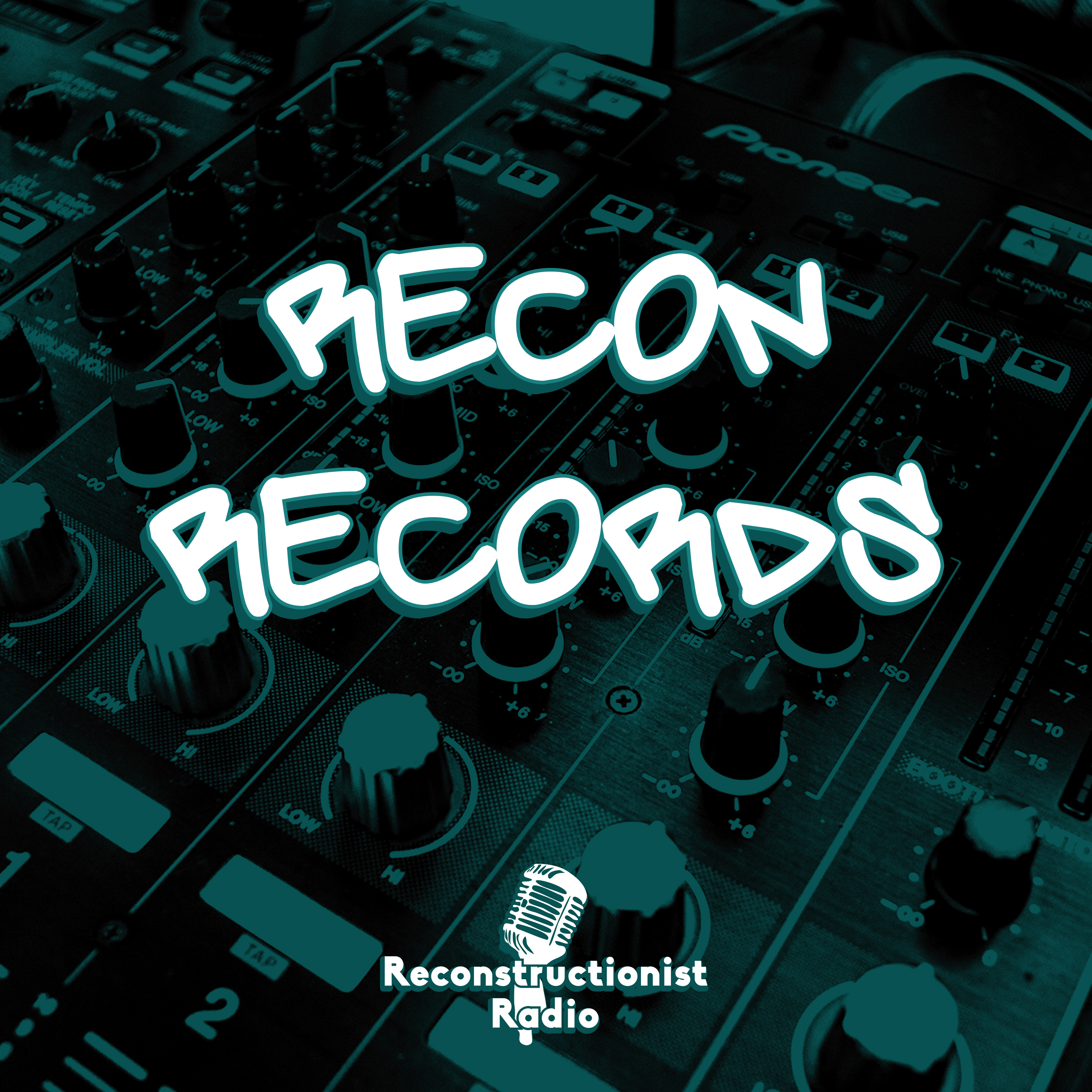 Recon Records - Music for the Kingdom Driven from Reconstructionist Radio