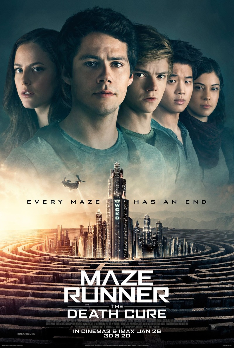 Maze Runner: The Death Cure 1