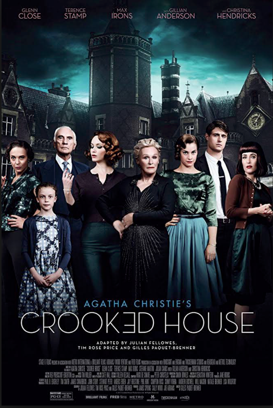 "Worldview Discussion of ""Crooked House"" 1"