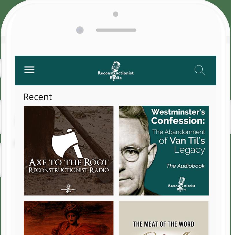 Reconstructionist Radio Mobile App 6