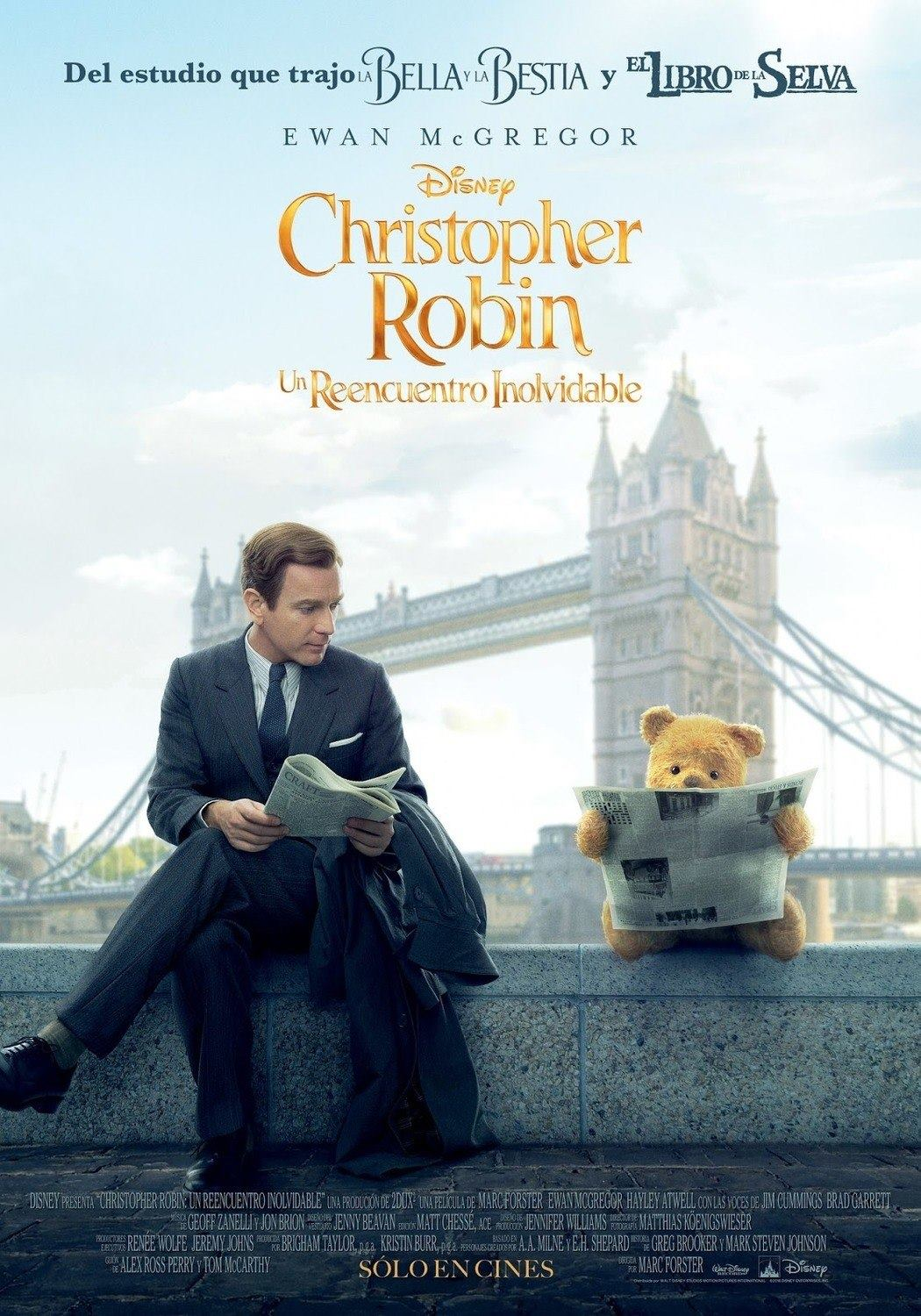 "Worldview Discussion of ""Christopher Robin"" 1"