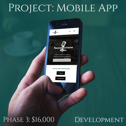 Help Support Our Mobile App! Reconstructionist Radio