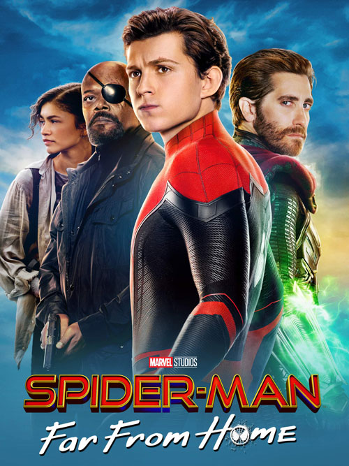 "Worldview Discussion of ""Spider Man: Far From Home"" 1"