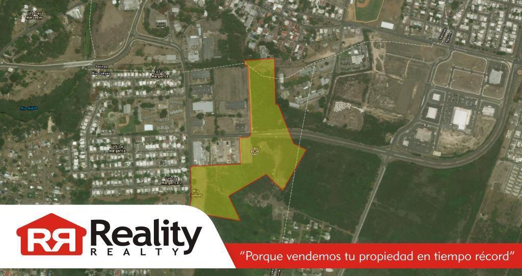 PR-180, Bo. Rio Jueyes, Salinas