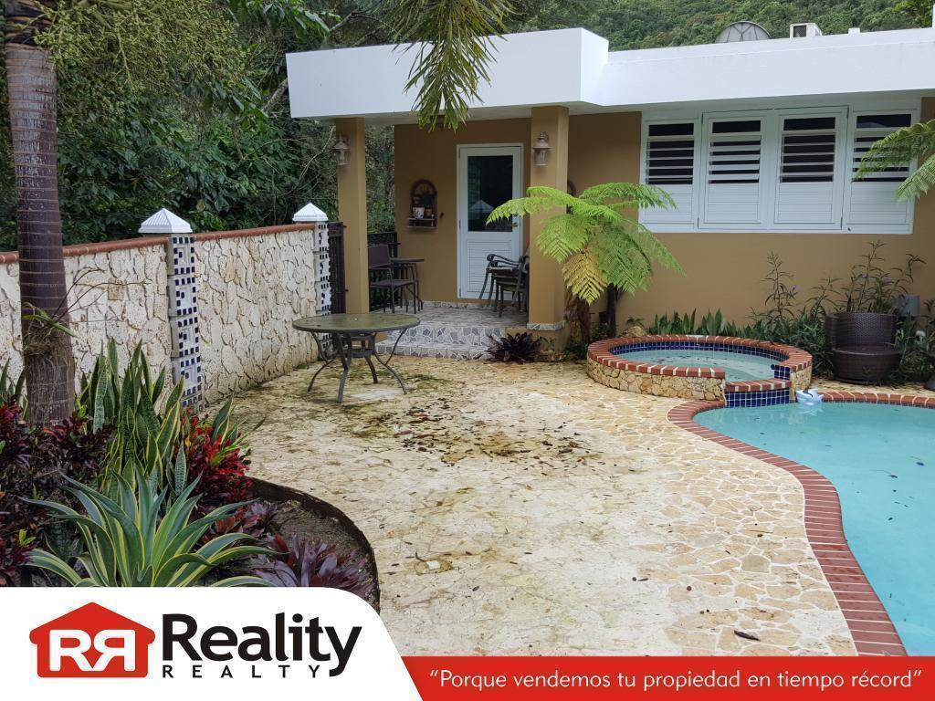 Reality realty bo maton abajo alquiler y renta de casa for Casas con piscina para alquilar en puerto rico