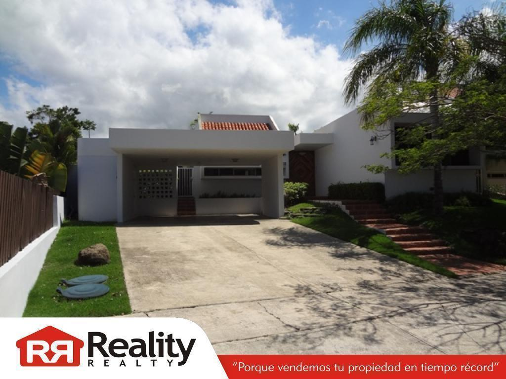 Reality realty urb paseo real alquiler y renta de casa for Casas con piscina para alquilar en puerto rico