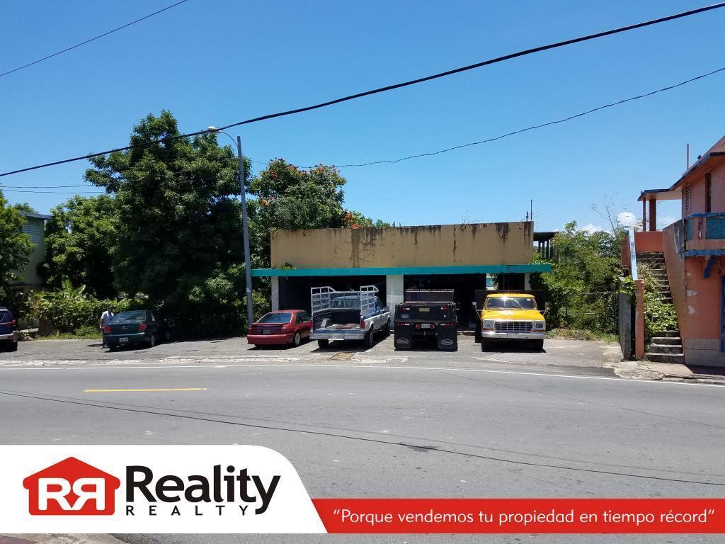 Santiago Iglesias Pantin Ave, Pueblo