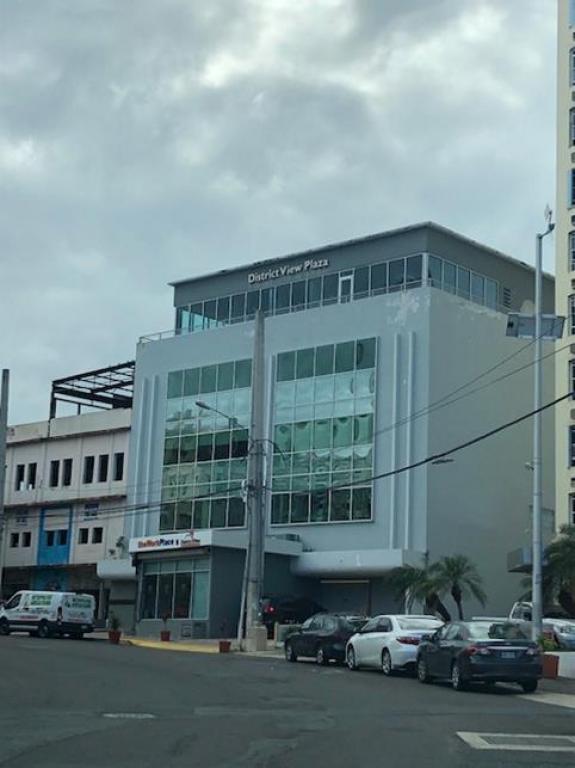 District View Plaza Fernandez Juncos