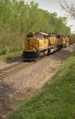Pictures of BNSF 9838