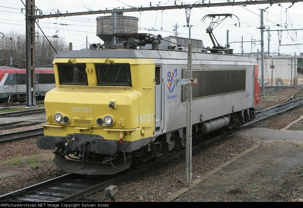 SNCF BB 7321