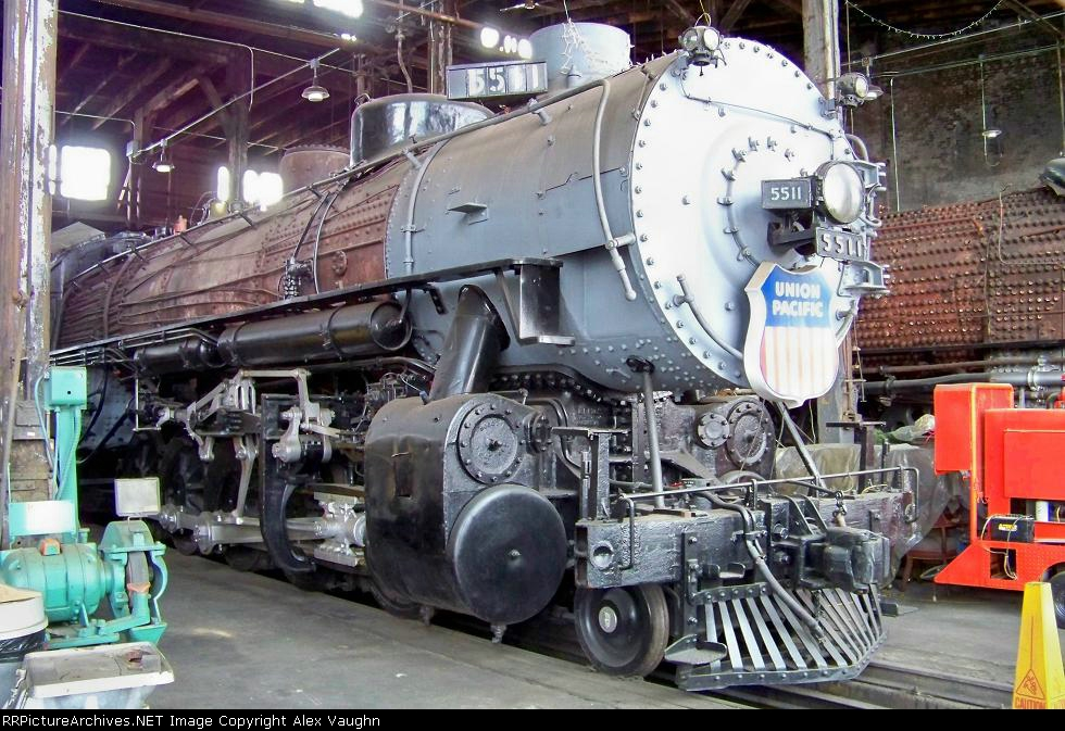 Union Pacific 5511 – Billy Knight