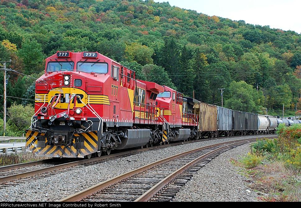 Runaway Train 777