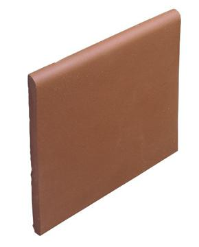INDUSTRIAL QUARRY - BULLNOSE RED