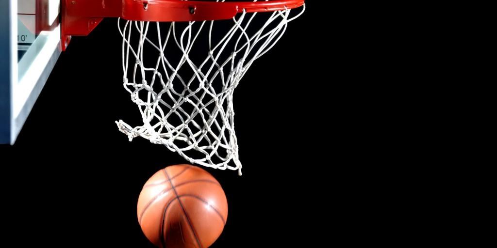Basketball hoop wallpaper 1024x768
