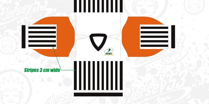 Inline hockey ireland referee shirt 06 01 2017