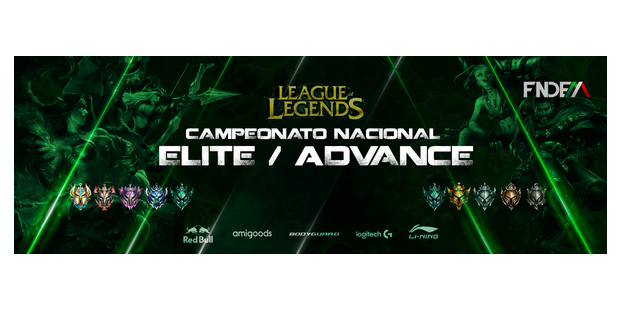 Campeonato elite advance league of legends1 sin alien