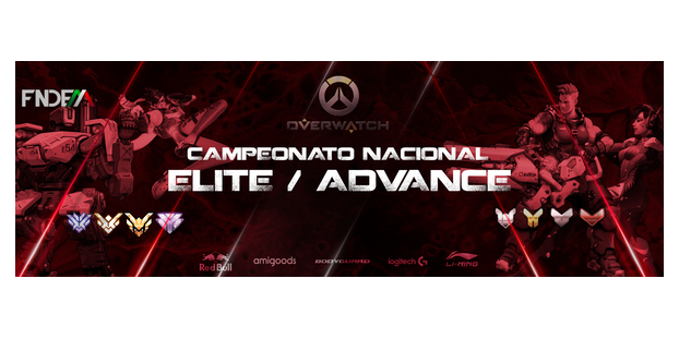 Campeonato elite advance overwatch sin alien
