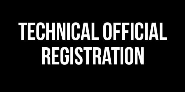 Rsportz technical official registration