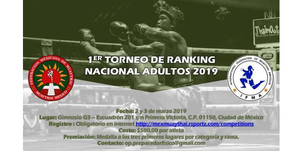Poster 1ro ranking