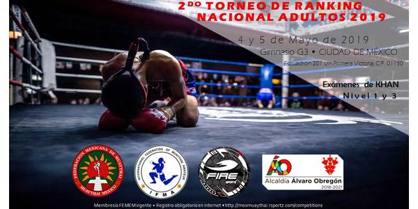 2do torneo ranking