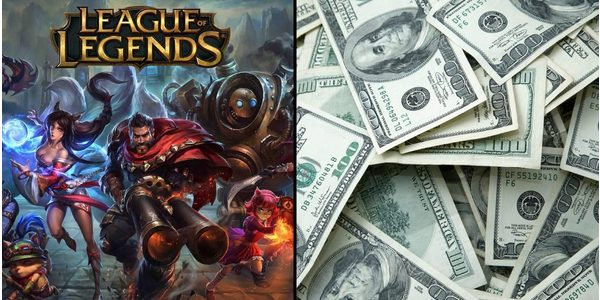 League legends players want to spend more money