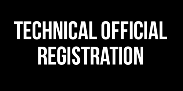 Rsportz technical official registration