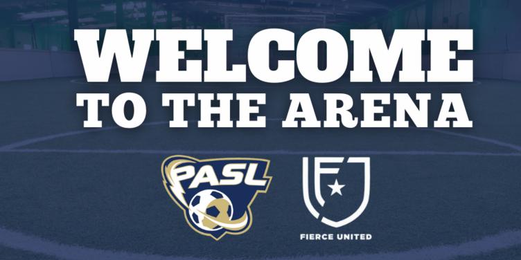 Pasl announcement   fierce united