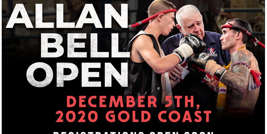 Allan bell open