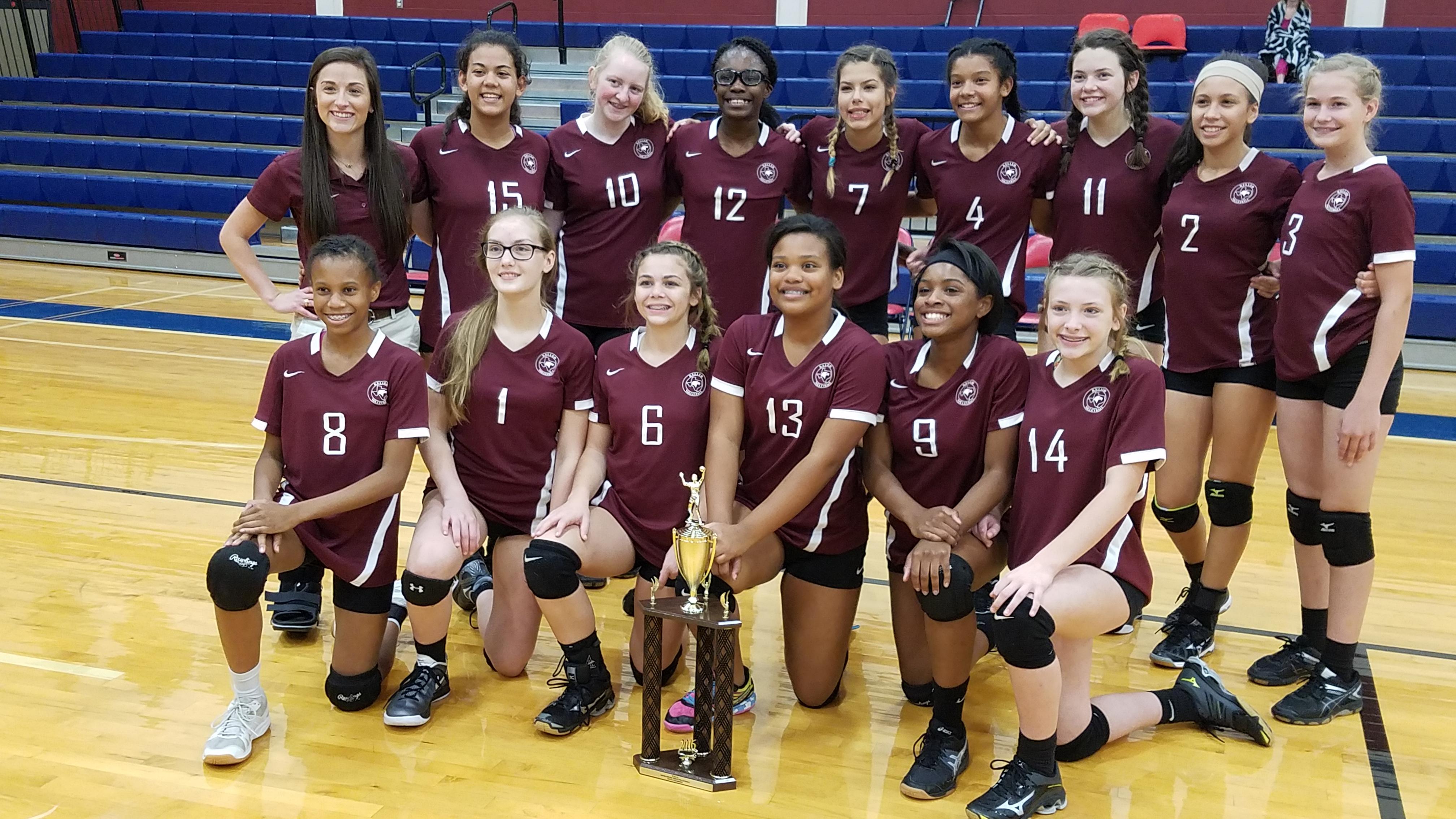 State Flag Football Amp Volleyball Playoffs Texas Charter
