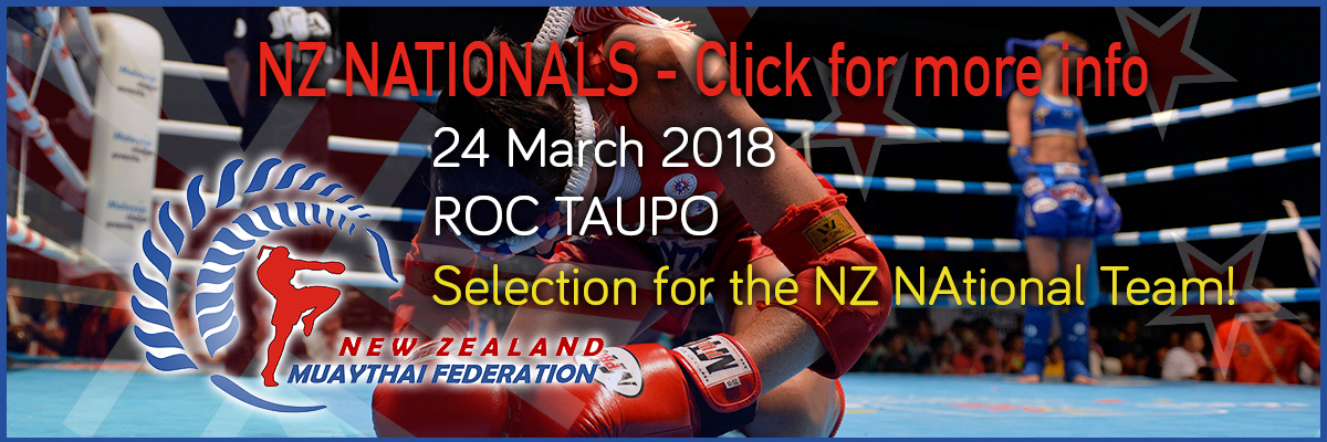 Welcome - New Zealand Muaythai Federation
