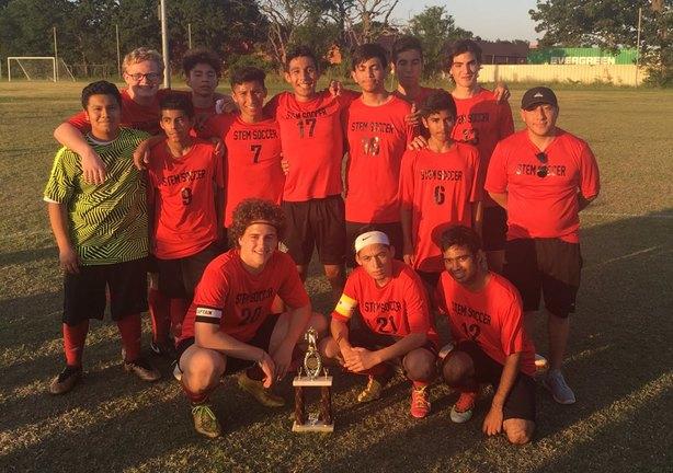 North TX Soccer 2017-2018 - Texas Charter School Academic