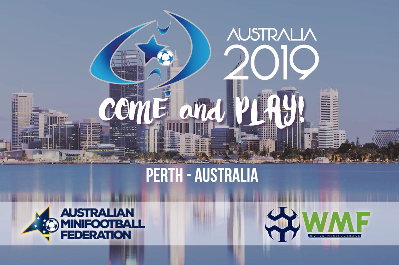 Resultado de imagen para mundial de minifutbol australia